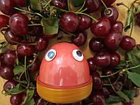 Хендгам Умный пластилин Лава 80г (запах вишни) Украина Supergum,Супергам, Putty, Nano gum, Neogum