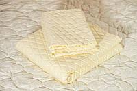 Чехол стеганый сменный на подушку 60х60 (2 шт.) MIRTEX