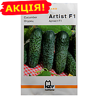 Огурец Артист F1 ультраранний (Holland) семена, большой пакет 5г