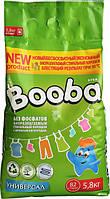 Стиральный порошок Booba Універсал 5800г