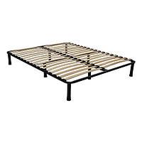 Каркас кровати с НОЖКАМИ  XL - с  поперечным усилением каркаса