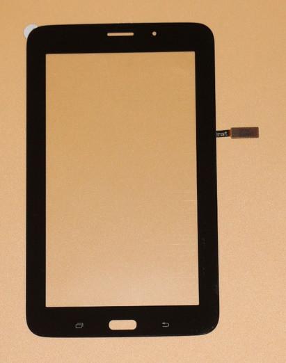 Сенсорний екран для планшету Samsung T116 Galaxy Tab 3 Lite 7.0 LTE, тачскрін чорний