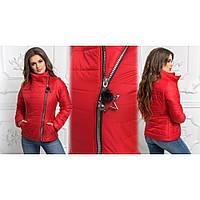 Куртка женская весенняя Линда 864