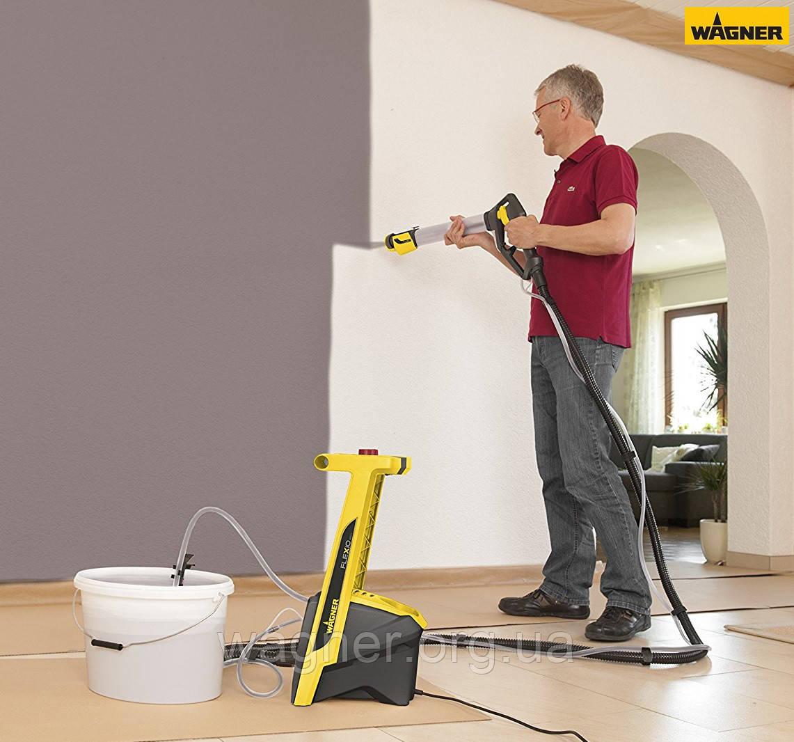 Спецоборудование для распыления краски на стены киев купить гидроизоляция ivsil vodostop цена
