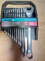 Набор ключей рожково-накидных 12шт, Cr-V BERG (48-932), фото 1