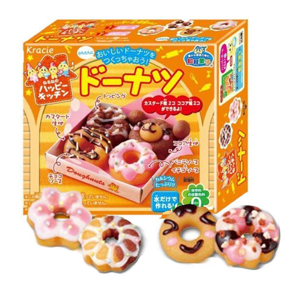 "Popin' Cookin' Donuts Making Kit Японский набор ""Сделай сам"" для пончиков"