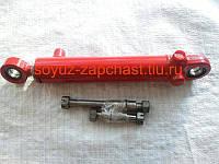 Гидроцилиндр рулевой ЮМЗ, Д-65, ГЦ-50.25.210 с пальцами