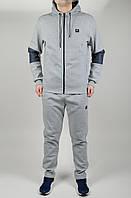 Мужской спортивный костюм Nike 4637 Серый