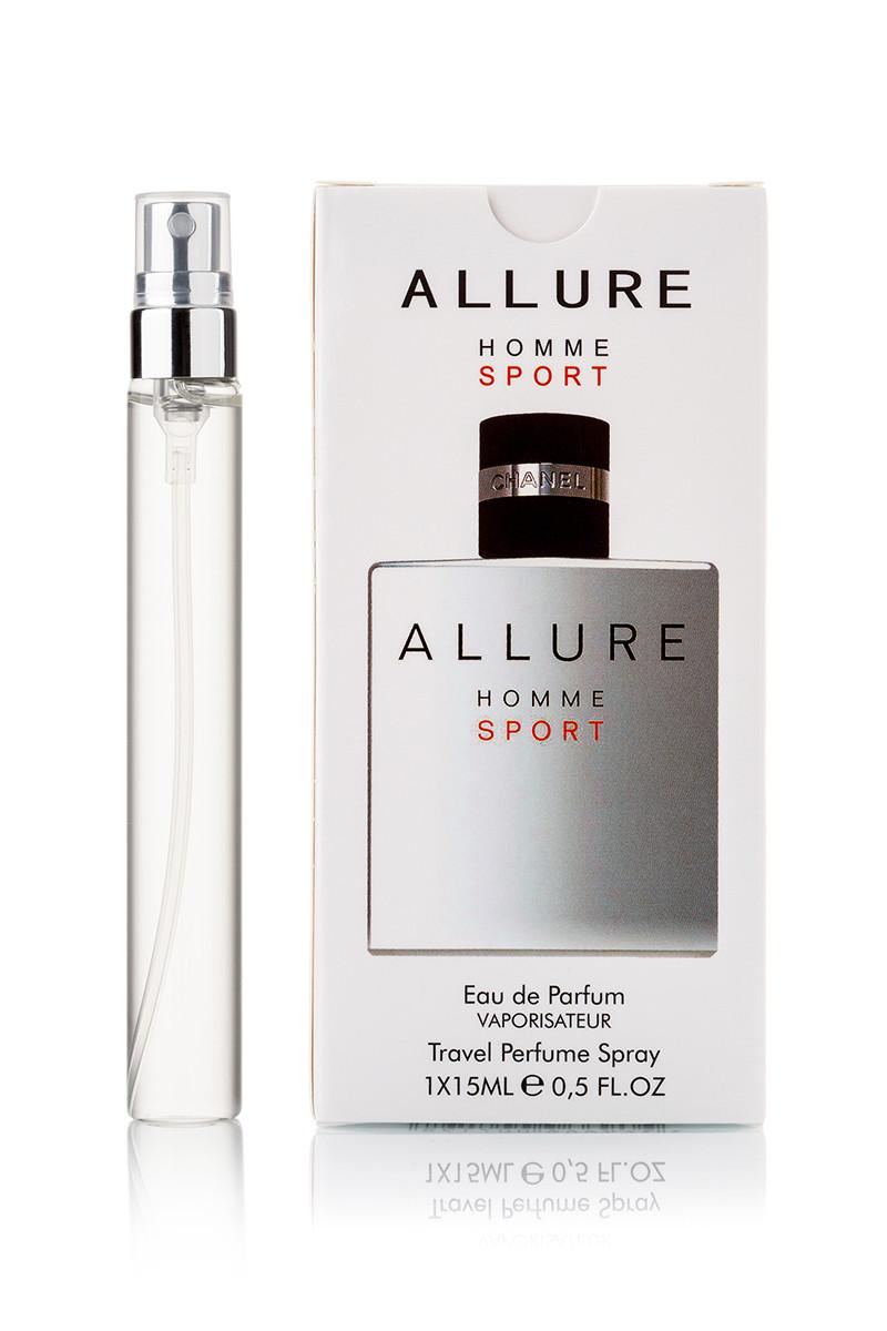15 мл парфюм ручка Allure Homme Sport Chanel м продажа цена в