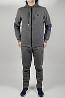 Мужской спортивный костюм Nike 4639 Тёмно-серый