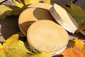 Срез дерева. Береза 5 - 8 см