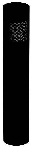 Шланг для бетона, песка, гранулята, —40°С/+70°С, 1465-30