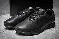Мужские кроссовки Adidas Porsche Design Sport черные кожа / кроссовки мужские адидас порш