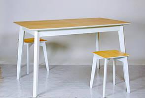 """Табурет из массива ясеня Сингл Микс мебель, коллекция мебели """"Лофт"""", фото 3"""
