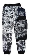 Спортивные штаны для мальчиков оптом, Active sports, 116-146 см,  № HZ-6133, фото 1