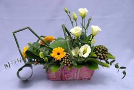 Новая услуга на рынке цветов