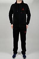 Мужской спортивный костюм Jordan 4644 Чёрный