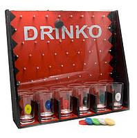 Алко игра Drinko, для большой компании алко игра Drinko, Drinko Shot Game Код: 653680786