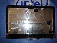Крышка и рамка матрицы, петли Sony Vaio SVE15 SVE151 3fhk5lhn010