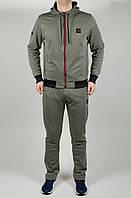 Мужской спортивный костюм Jordan Батал 4646 Хаки