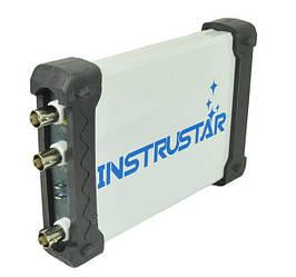 Двухканальный USB-осциллограф ISDS205В 20МГц, 48 МС/с