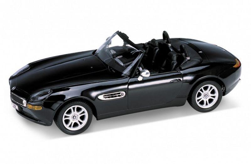 Welly 22084 KB Веллі Модель машини 1:24 BMW Z8