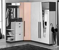 Шкаф угловой 600 Арья. Мебель для гостиной, спальни, прихожей