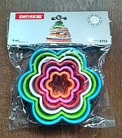 """Набор резаков для печенья """"Цветы"""", фото 1"""