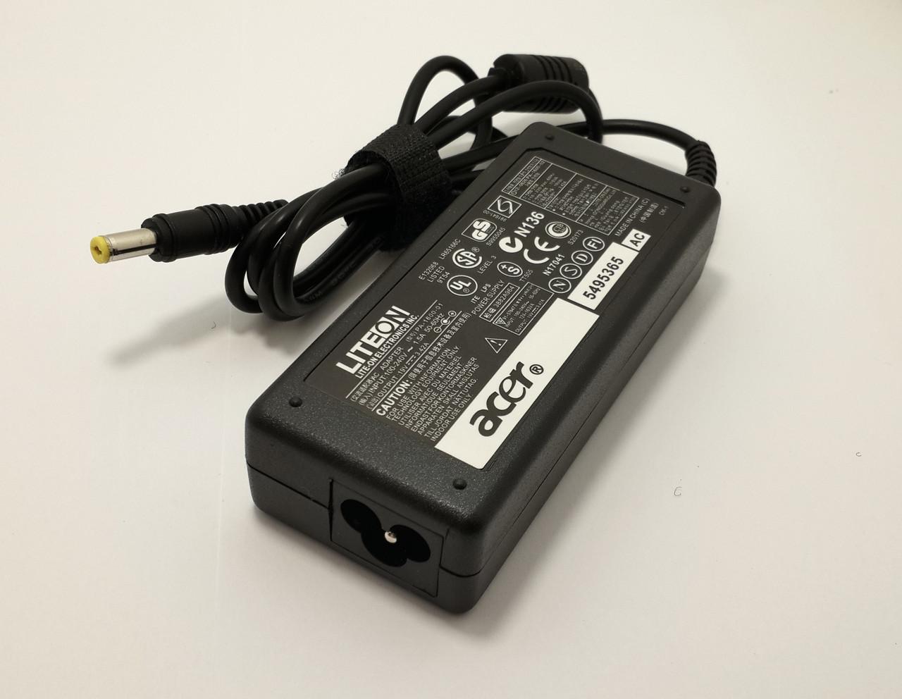Блок питания для ноутбука ACER Aspire TimelineX AS1830T 19V 3.42A 65W