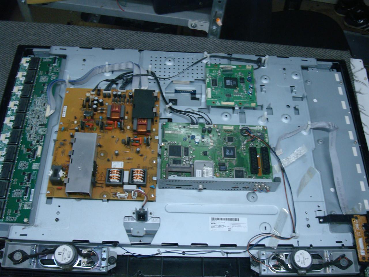 Запчасти к телевизору Philips 37PFL7662D (3139 123 62613 WK713.5, PLCD300P3 24573, T370HW02 V0)