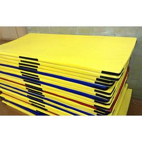 Мат борцовский татами 200-100-5 см 160 кг на м 3, фото 2