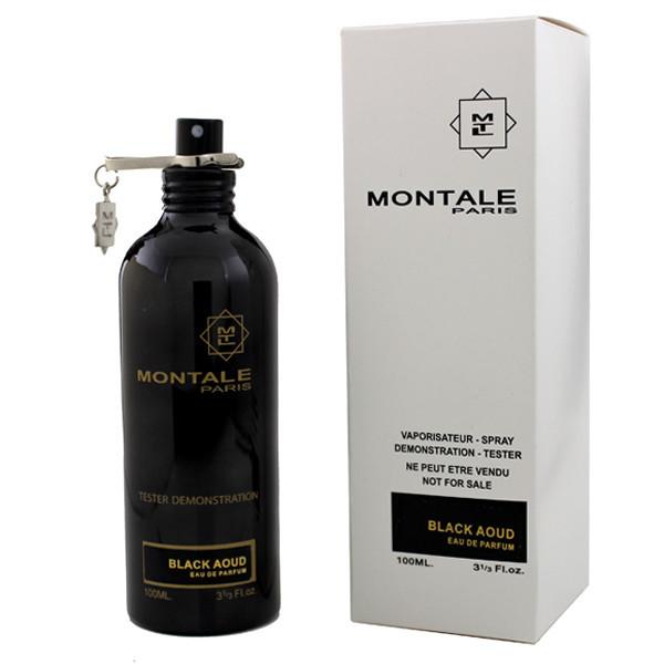 Montale Black Aoud - Парфюмированная вода, тестер