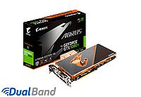Видеокарта GIGABYTE GeForce GTX 1080 Ti Waterforce WB Xtreme Edition 11G AORUS (GV-N108TAORUSX WB-11GD), фото 1