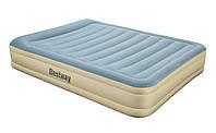 Велюр Кровать Bestway Со Встроенным Насосом 203-152-36 См. Ps