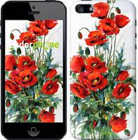 """Чехол на iPhone 5 Маки """"523c-18-571"""""""