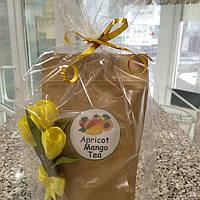 Букеты цветов из лент, магниты на холодильник ручной работы, сувениры, декор кухни, подарки, фото 1