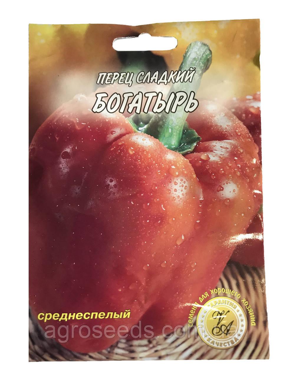 Семена перца Богатырь 3 г