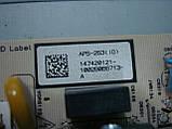 Запчастини до телевізора Sony KDL-37EX402 (4-168-545-11, APS-253, T315HW04 V0, V298-5xx, v2988.041/C), фото 6