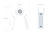 Эспандер кистевой цифровой (со счетчиком), фото 4