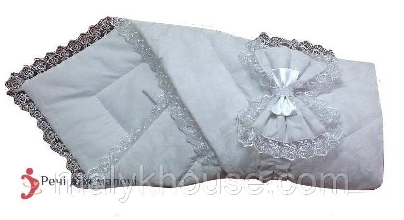 Конверт-одеяло для новорожденного Элит (сезон весна-лето)