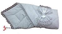 Конверт-одеяло для новорожденного Элит (сезон весна-лето), фото 1