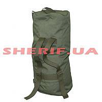 Баул армейский ткань Cordura 1000D Olive, 105л  11775