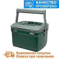 Термоящик зелёный 15,1L ADVENTURE Stanley (Стенли) 10-01623-003, фото 1