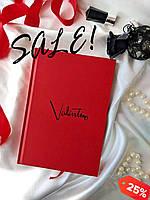 Ежедневник Valentino! ГОРЯЧАЯ СКИДКА! Блокнот-книга! Валентино