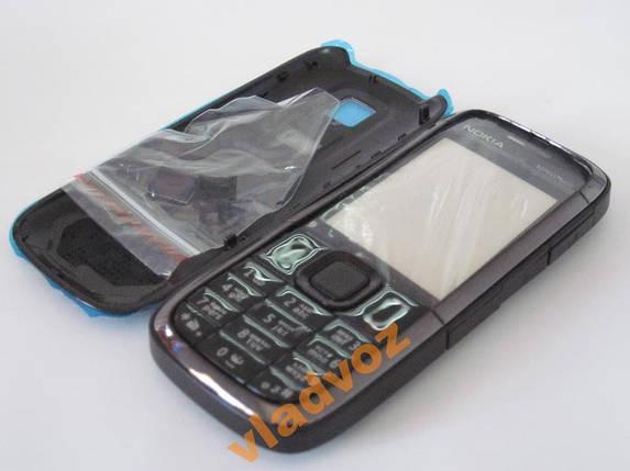 Корпус Nokia 5130 чёрный с клавиатурой class 2A, фото 2