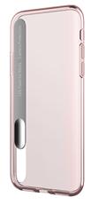 Чехол Light Tube Protection Case iPhone X Trans-Pink
