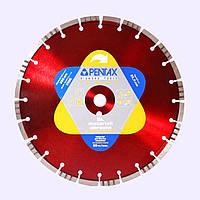 Пила алмазная для окантовки и резки абразивного материала d350*25,4mm  PENTAX BL
