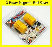 Магнит для экономии топлива X-Power Magnetic Fuel Saver