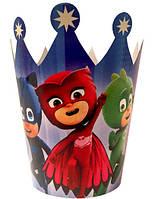 """Корона детская картонная  """" Герои в масках """""""