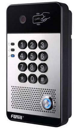 IP видео домофон Fanvil i30, фото 2